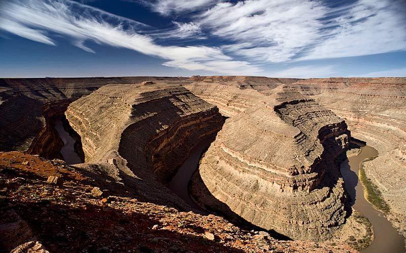 Gooseneck State Park Utah