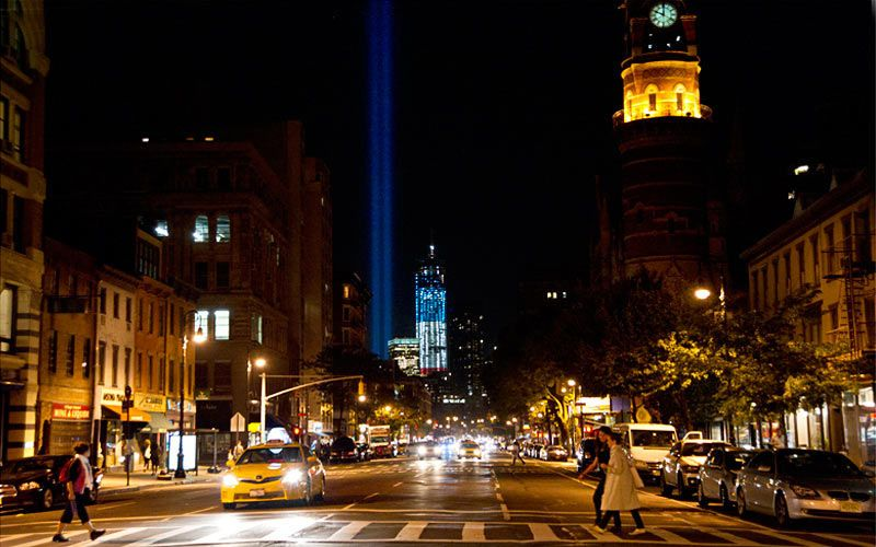 september 11 2012 blue laser beams kiyoshi togashi