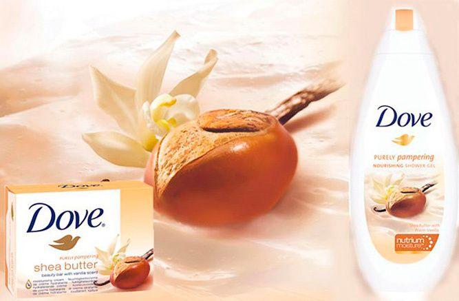 dove nutrium purely pampering shea butter vanilla kiyoshi togashi