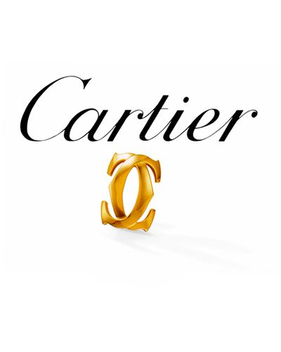 cartier double c pin