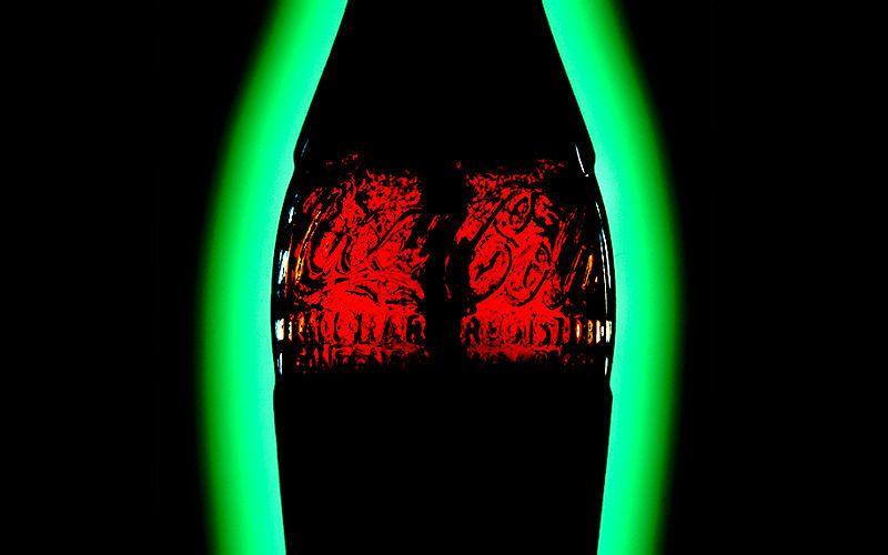 coke bottle kiyoshi togashi