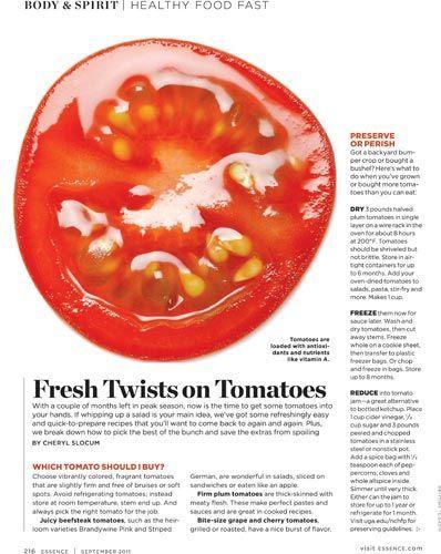 essence mag tomato kiyoshi togashi