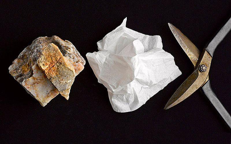 rock paper scissors kiyoshi togashi