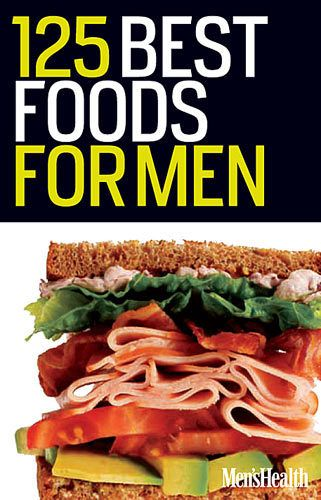 Mens Health sandwich ad