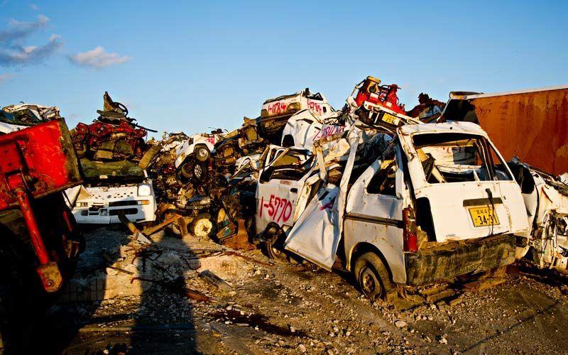 tsunami devastation kesennuma japan kiyoshi togashi