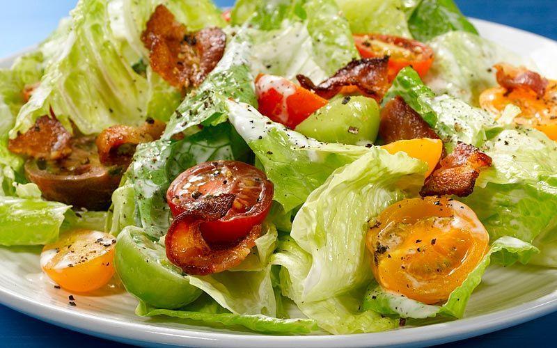 BLT salad kiyoshi togasi