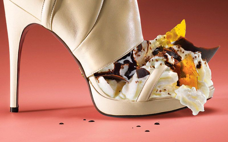paciotti shoe ice cream kiyoshi togashi