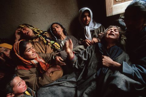 War widowsKupuara, Kashmir, 2002