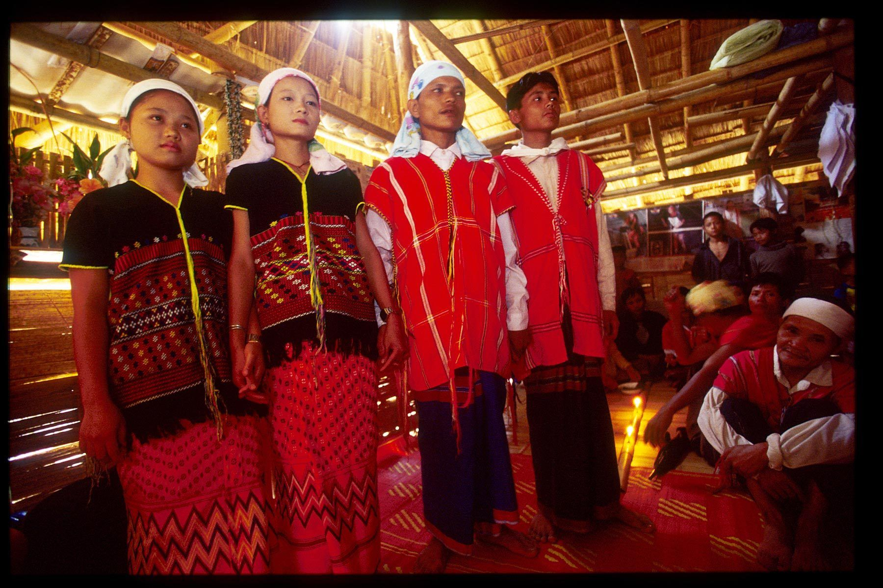 Karen traditional wedding