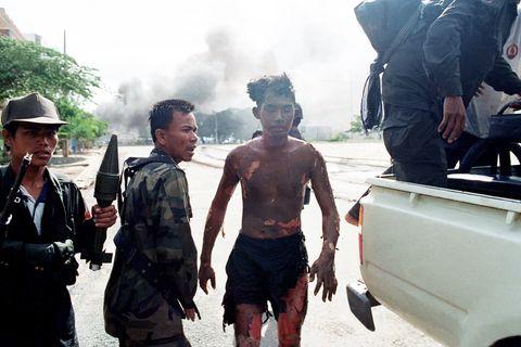 Coup d'étatPhnom Penh, Cambodia, 1997
