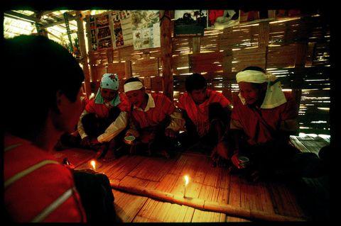 Karen traditional wedding