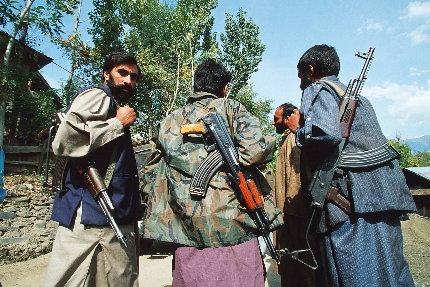 Ikuwan - Brothers, former separatists,  joined to the Indian Army