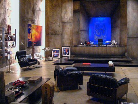 Grossman's Office