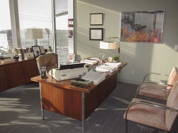 Ted's Office
