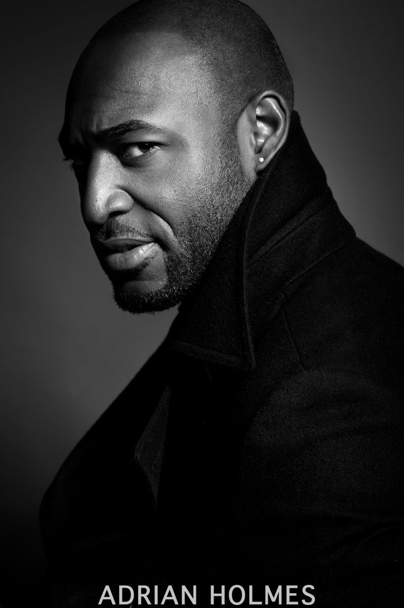 Adrian Holmes Vancouver Actor Celebrity Publicity Headshot by Rob Gilbert www.robgilbertphoto.com