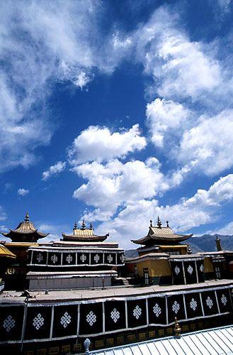 Potala Palace, Lhasa - Tibet