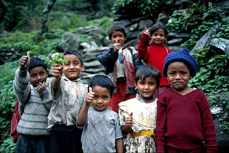 Trekking the Annapurna, Nepal