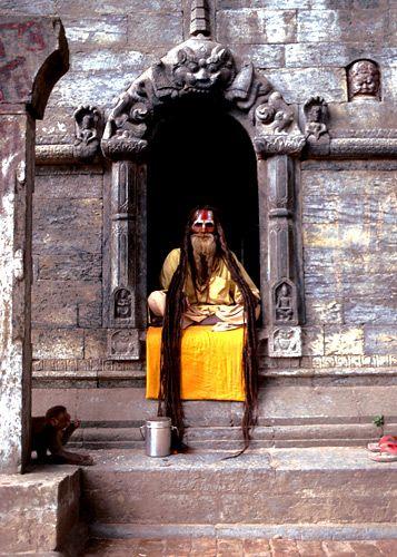 Sadu, Pashupatinath - Nepal
