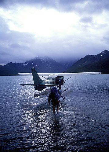 Turquoise Lake, Lake Clark Wilderness Area