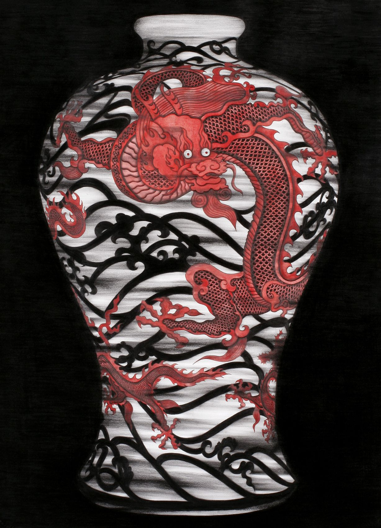 Red Dragon Meiping