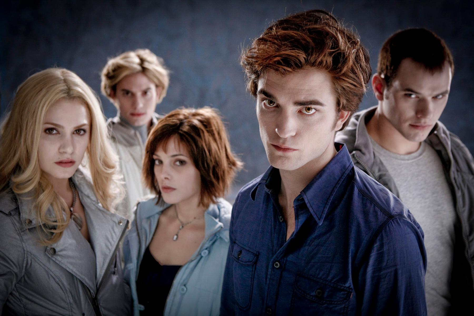 Cast of the film Twilight