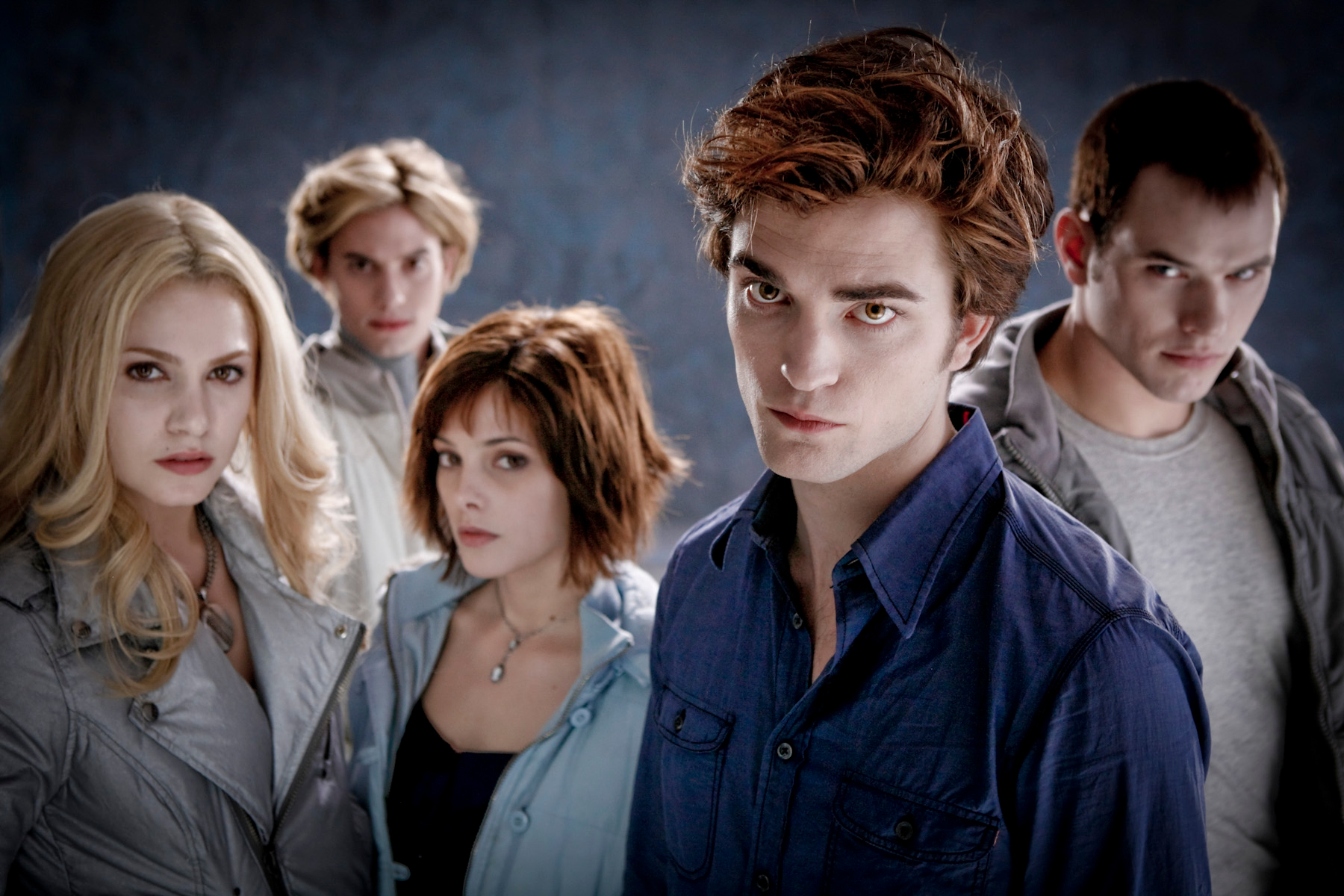Cast of the film Twilight