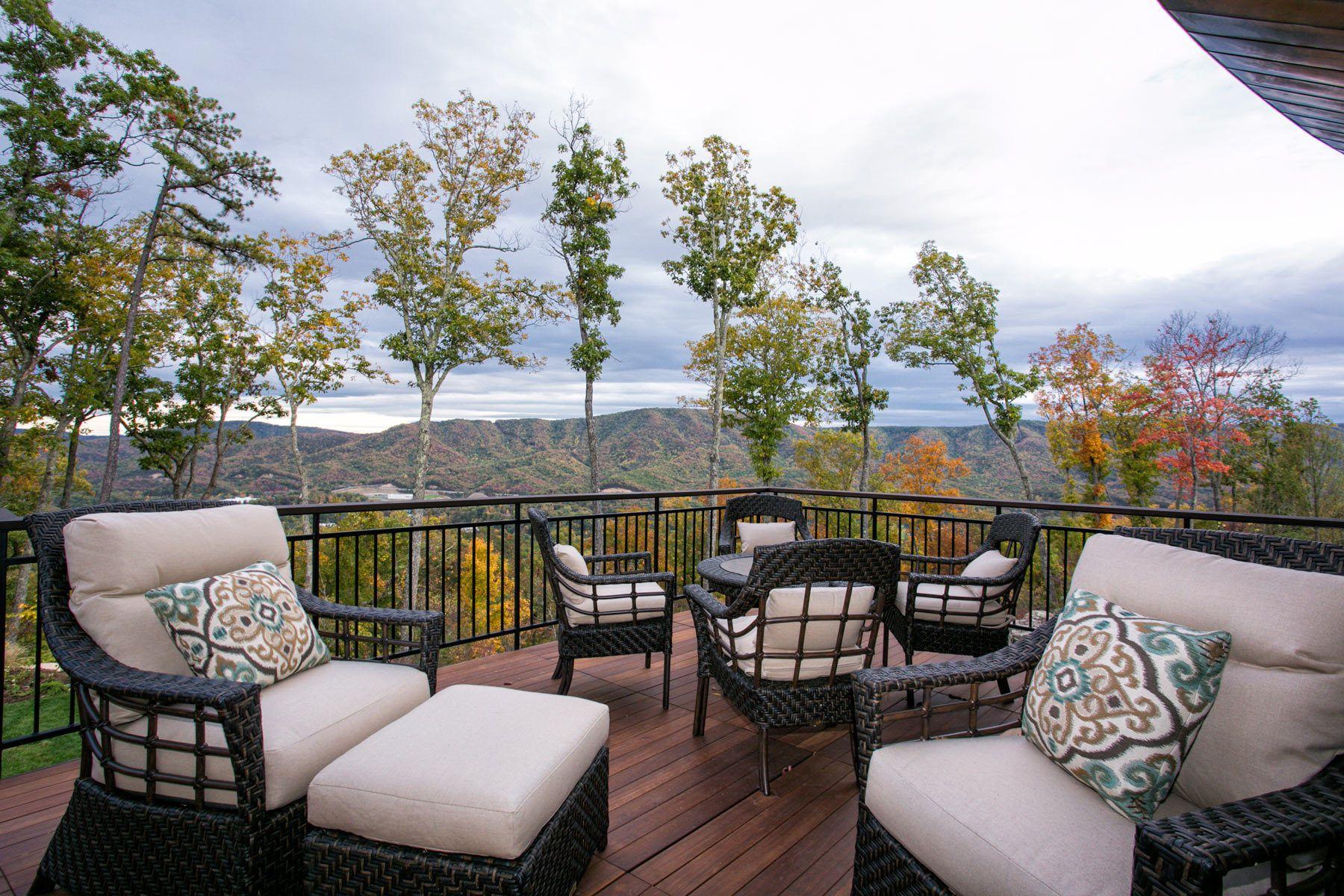 CASE STUDY - Mountain Estate Greenbriar Resort |  Landscape Installation