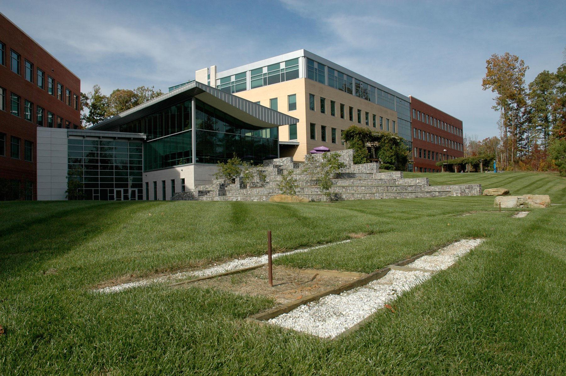 Capital One - Richmond | West Creek CampusGoochland Va | Phase One