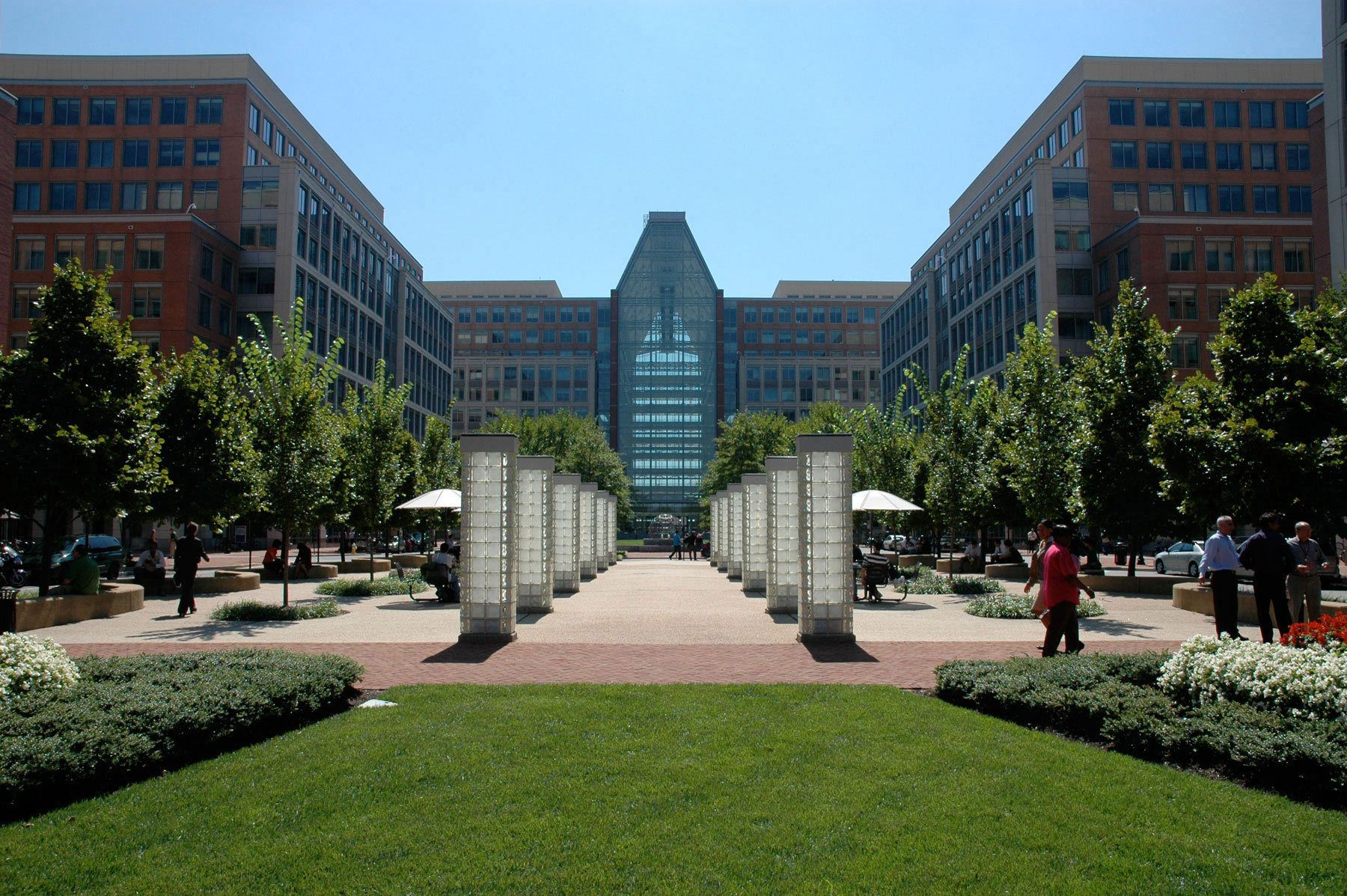 U. S. Patent + Trademark Campus - Carlye Place, Alexandria VA