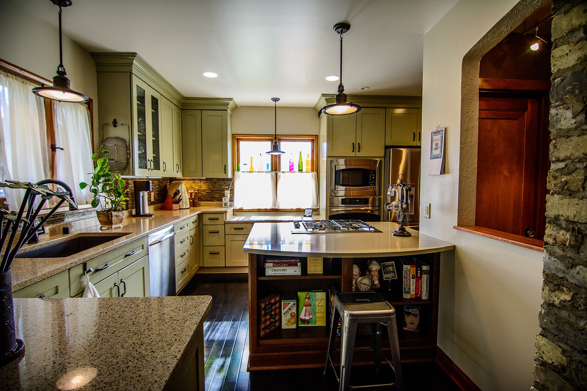WAUWATOSA KITCHEN REMODEL