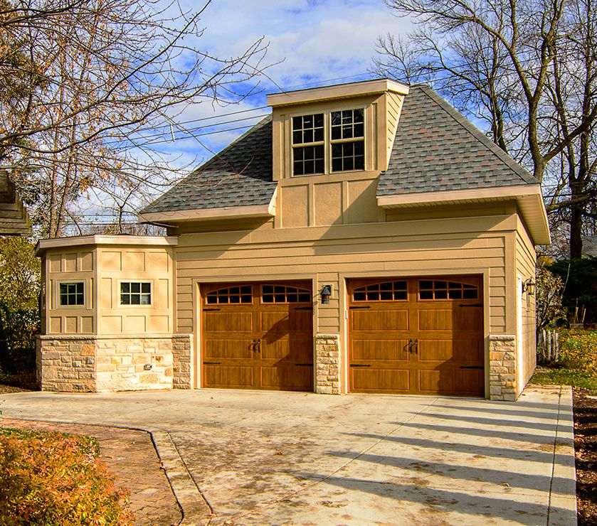 WAUWATOSA NEW GARAGE