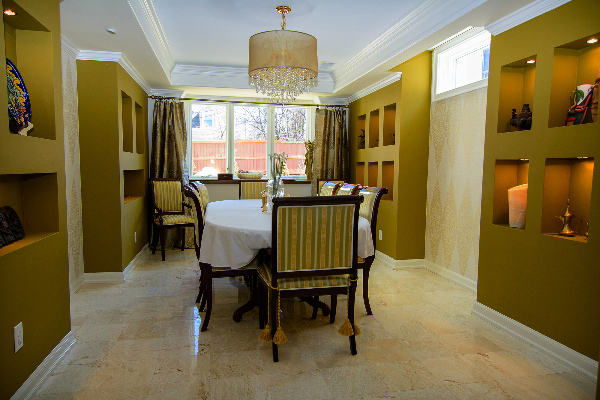 WHITEFISH BAY DINING ROOM ADDITION