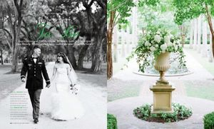 Charleston Wedding Magazine 2015