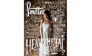 Cover of Smitten Magazine