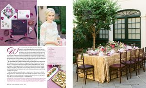 Charleston Wedding Magazine Spring 2017