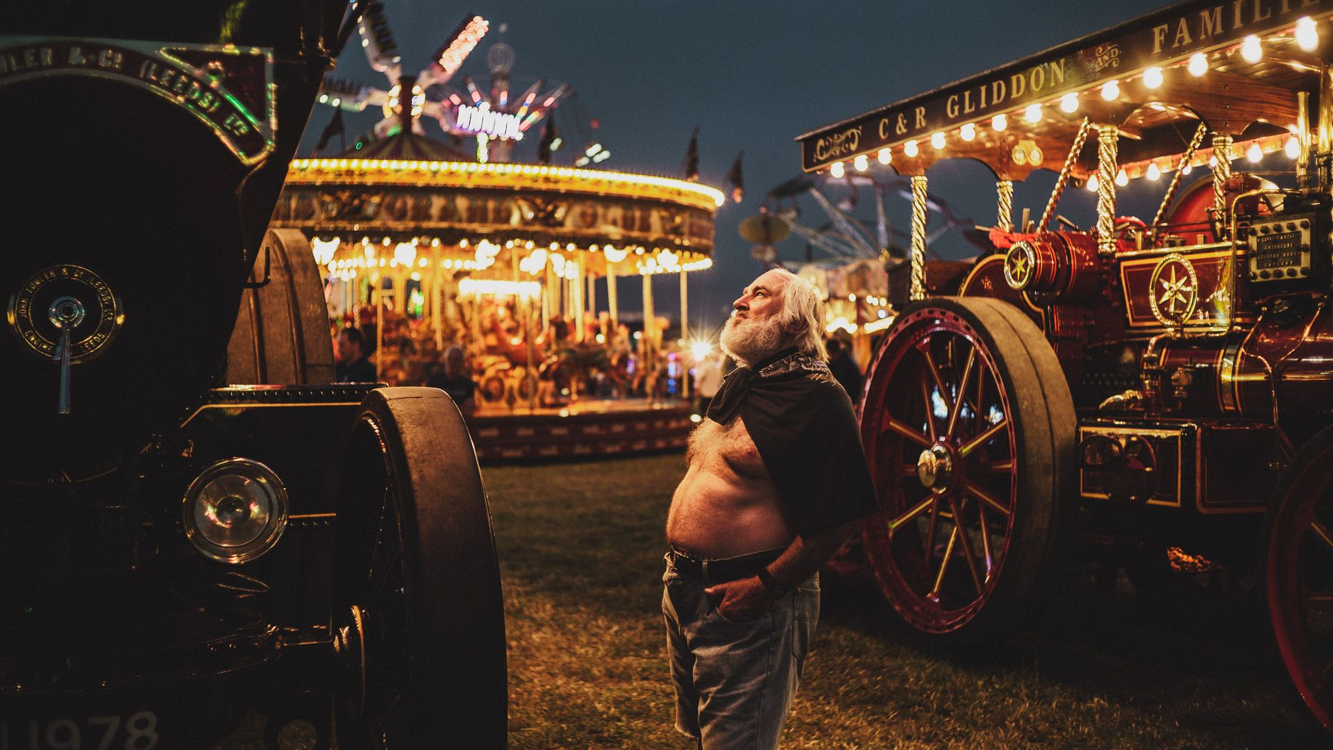 ALL THE FUN OF THE STEAM FAIR