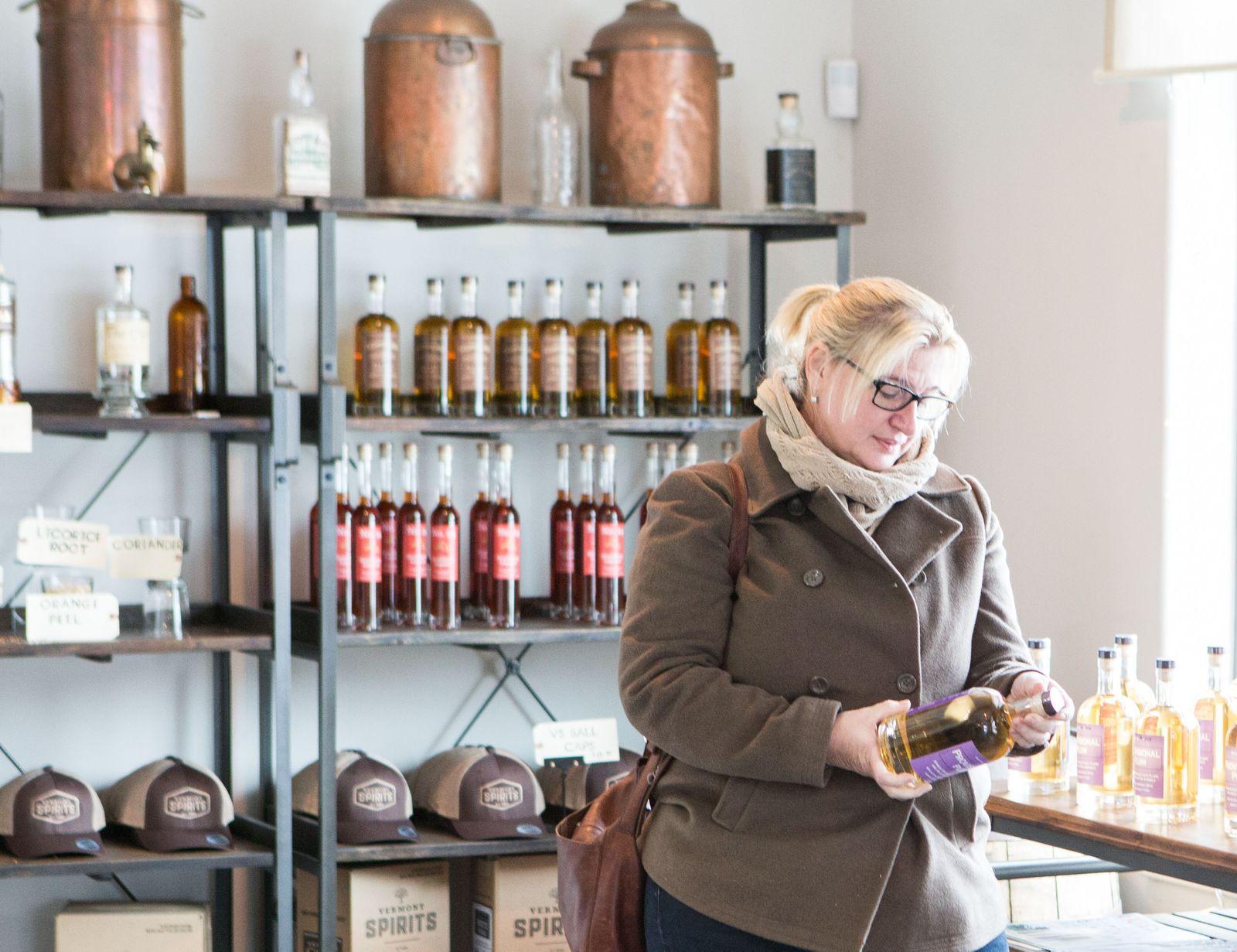 Vermont Spirits Distilling Co.