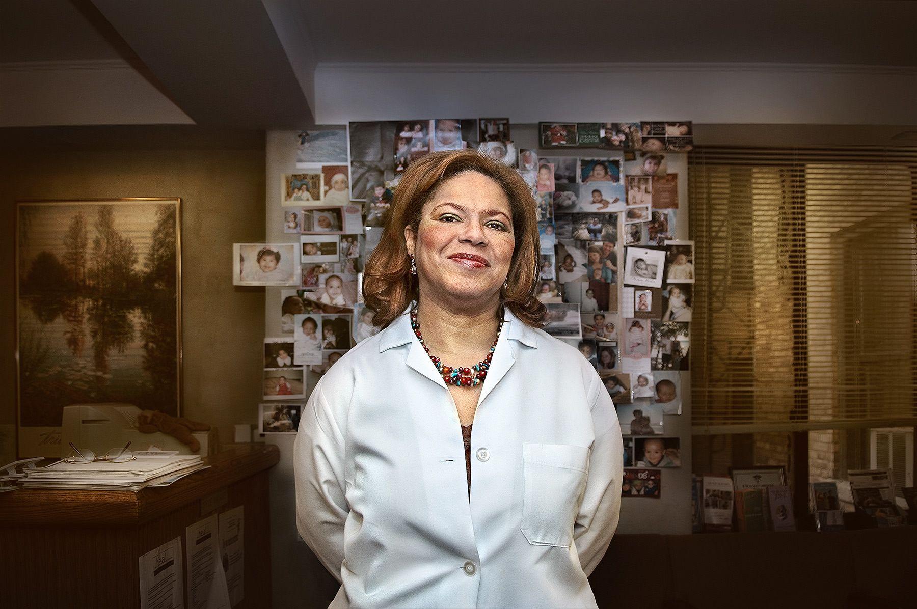 JUANITA JENYONS, MUJER DOMINICANA EN N.Y. 2008