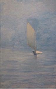 one sail