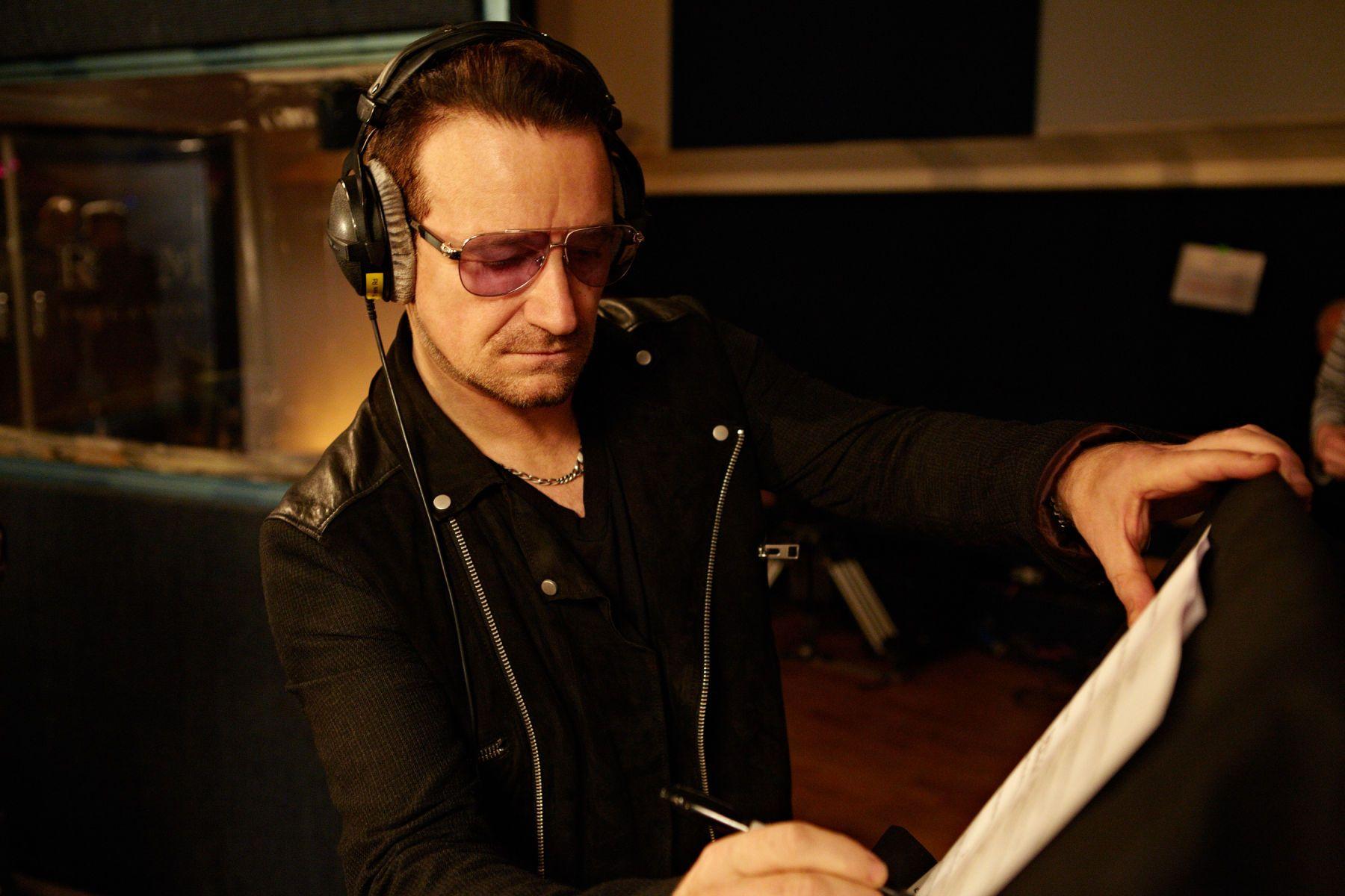 Bono Band Aid 30