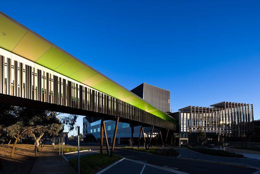 Client: John Wardle Architects / Swanbury Penglase Architects / UniSA