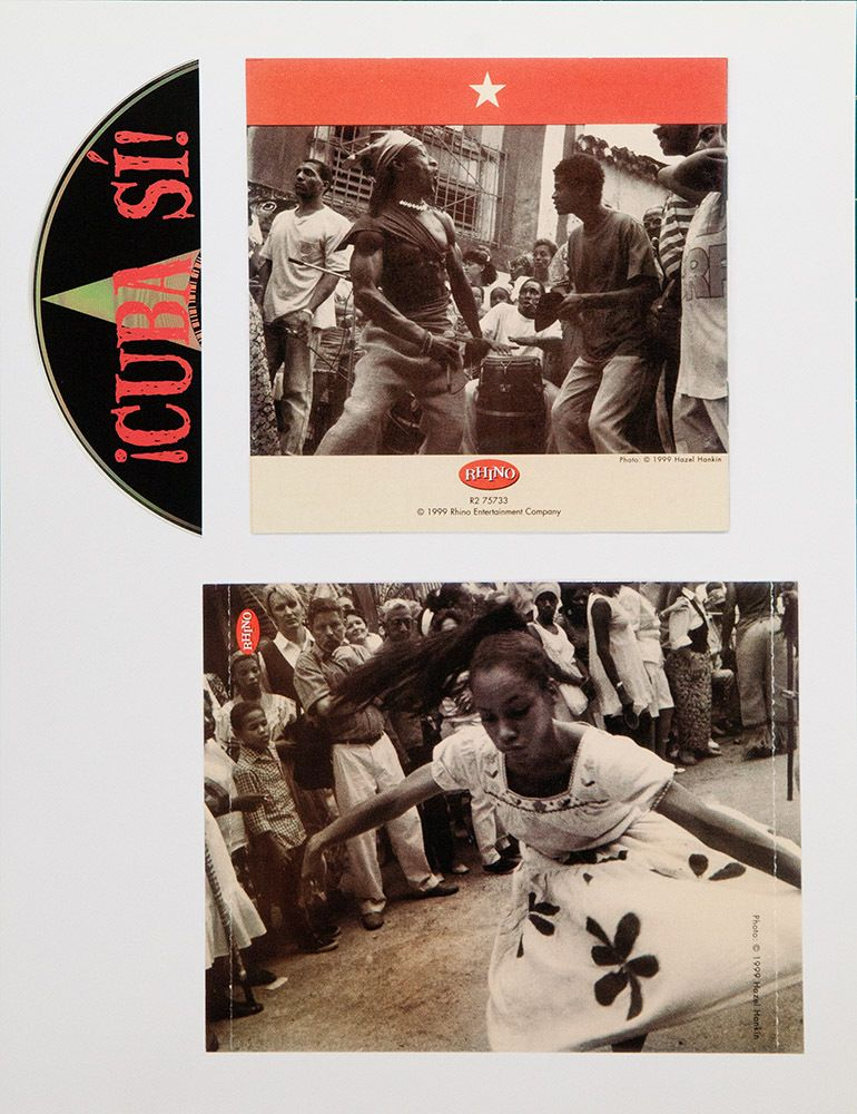 Rhino Records compilation of Cuban music, Cuba Si