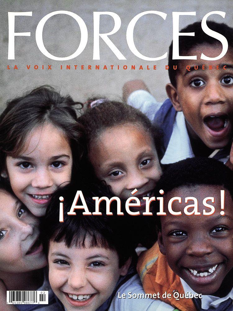 Forces, Canadian magazine