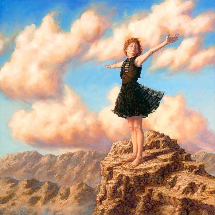 """Dreams of Flight """