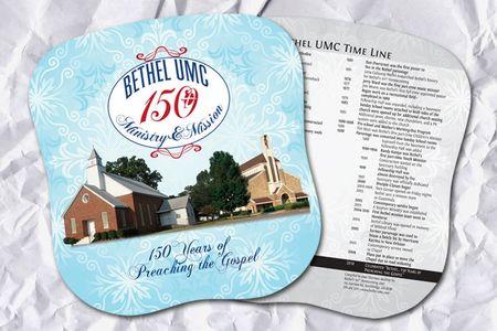 Bethel UMC 150h Homecoming Fans