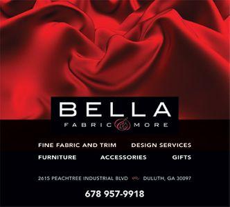 Bella Fabrics & More ad