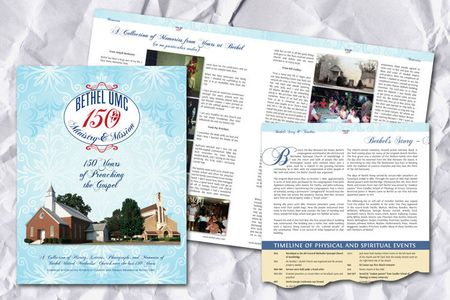 Bethel United Methodist Church 150th Homecoming Celebration Memory Book