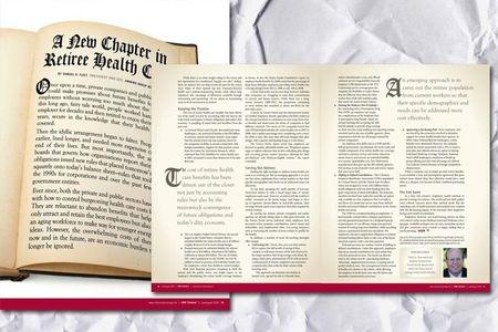 CDHC Solutions Magazine Layout