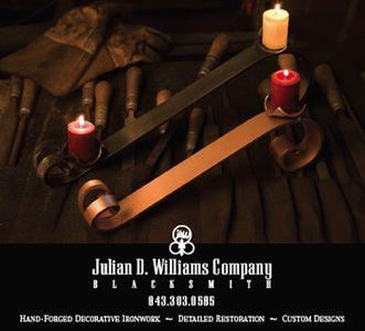 Julian Willimas Company - Blacksmith