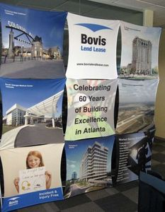 Bovis Lend Lease Trade Show Display